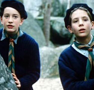 in au revoir les enfants does Julien quentin is a pampered boy who attends a french boarding school during the german occupation of france during 1944 the school is run by catholic monks who take in 4 new students after the christmas break.