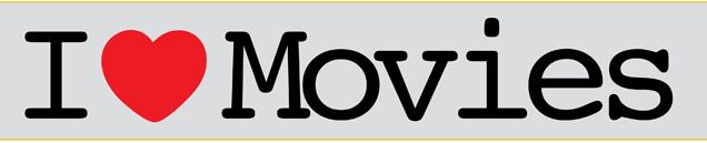 Resultado de imagem para i love movies