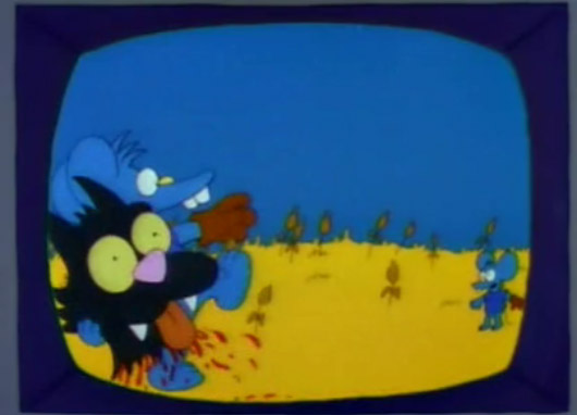 10 Films Spoofed By Itchy And Scratchy