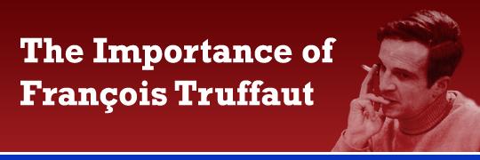 francois truffaut auteur theory