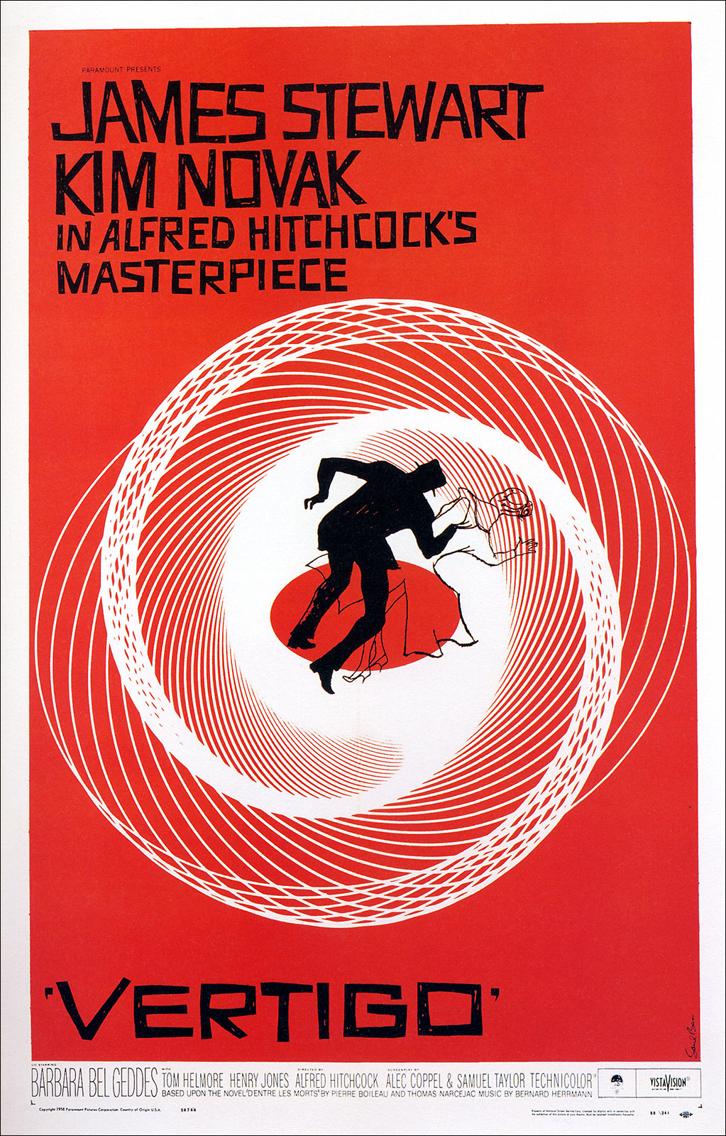 vertigo movie poster   Tumblr