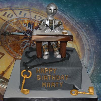 Movie-Themed Birthday Cakes