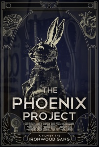 Deco Poster - The Phoenix Project