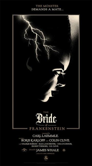 Olly-Moss-Bride-of-Frankenstein