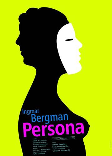 polish film posters for ingmar bergman films