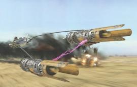 pod-racing