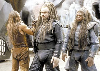 Battlefield Earth Cast