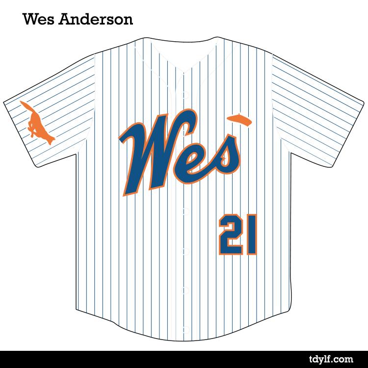 Movie Director Baseball Jerseys |