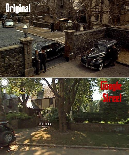compound Corleone Compound House Plans on