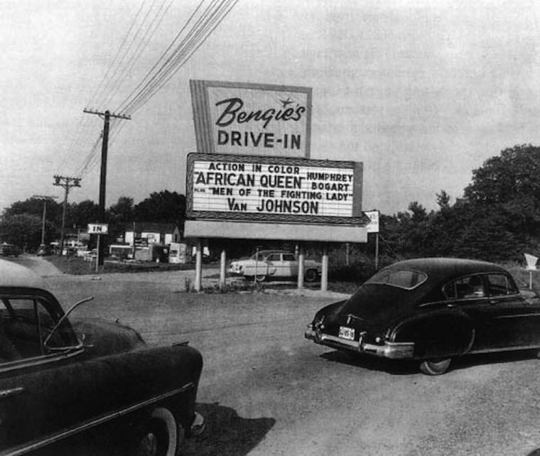 drivein week vintage photos of drivein theaters
