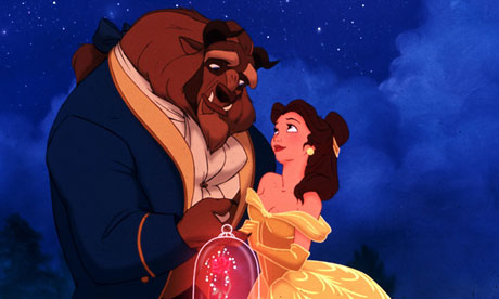 Kecantikan Disney and the Beast (1991)